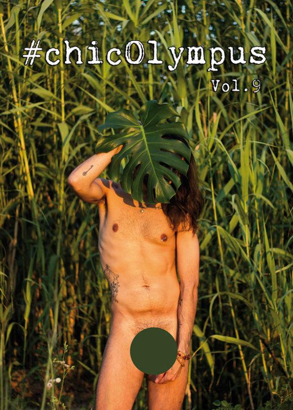 Portada fanzine ChicOlympus Vol. 9